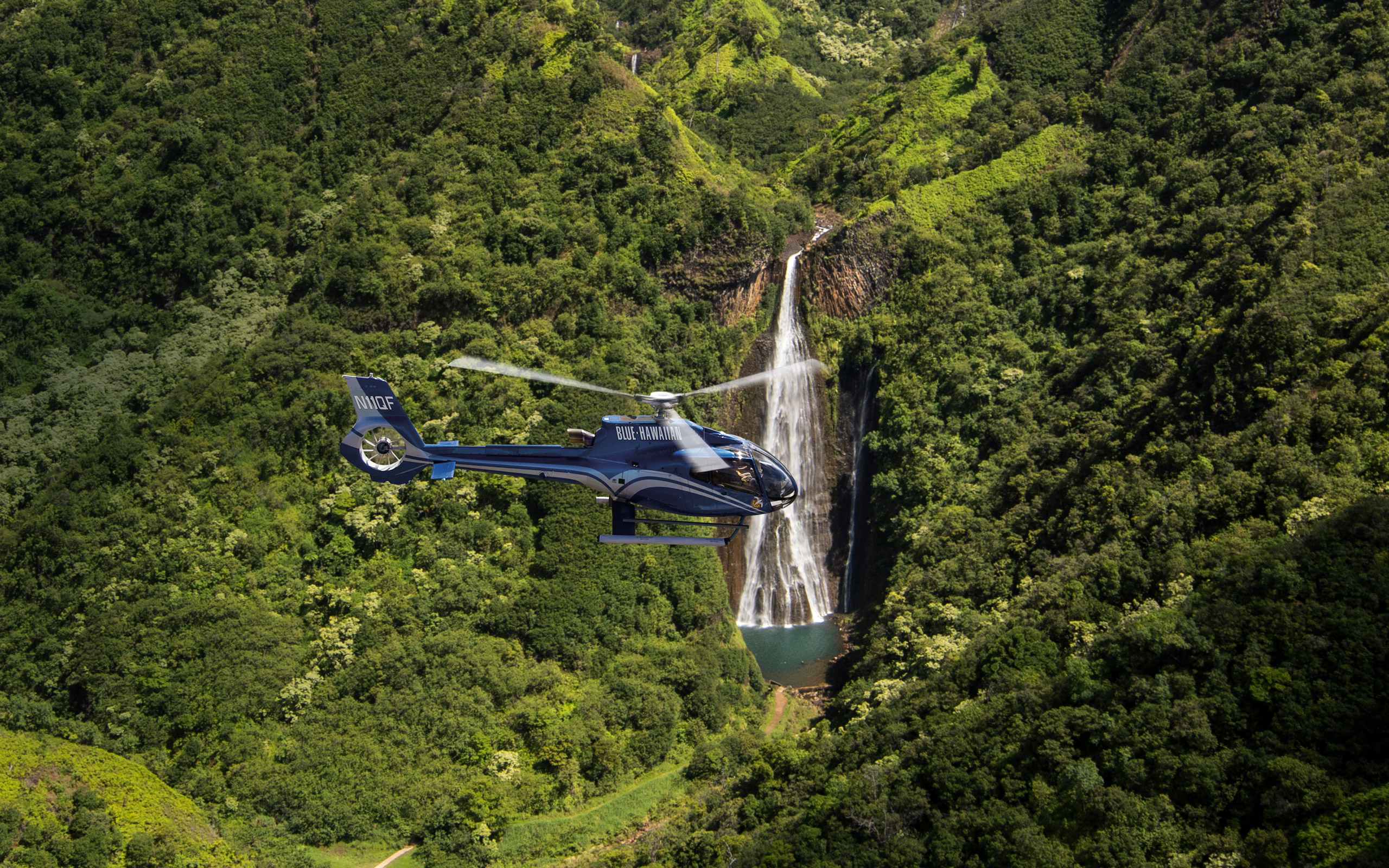 Blue Hawaiian Helicopters - Best Helicopter Tours in Hawaii